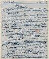 Little Dorrit Manuscript: Chapters 5 to 8