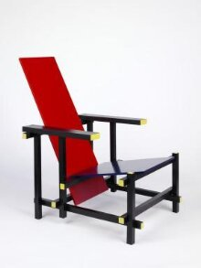 The Red Blue Chair thumbnail 1