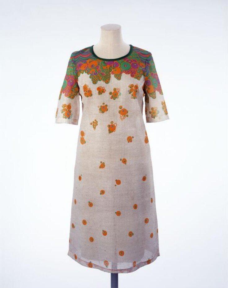 Paper Dress top image