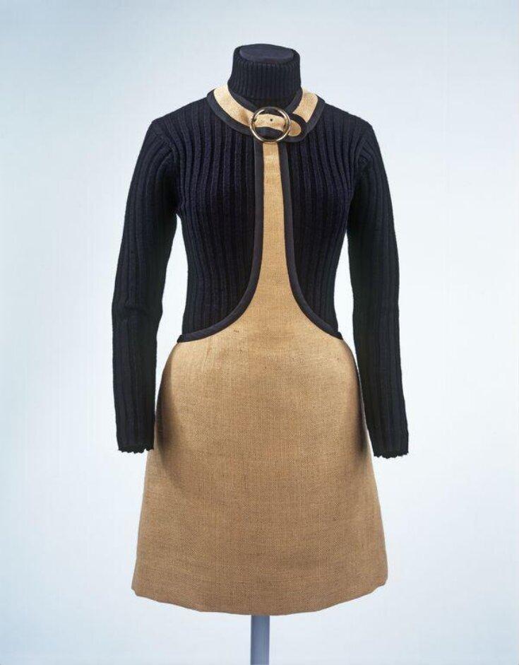 Ensemble (Dress, Jumper & Hat) top image