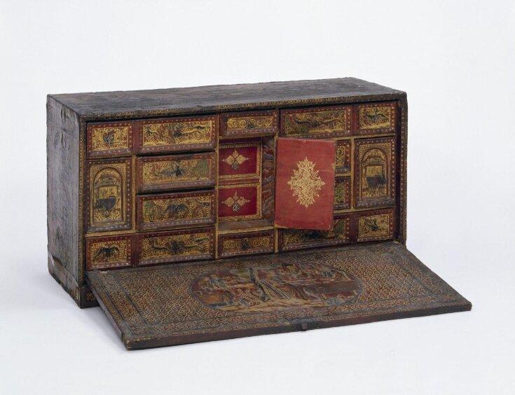 Cabinet top image
