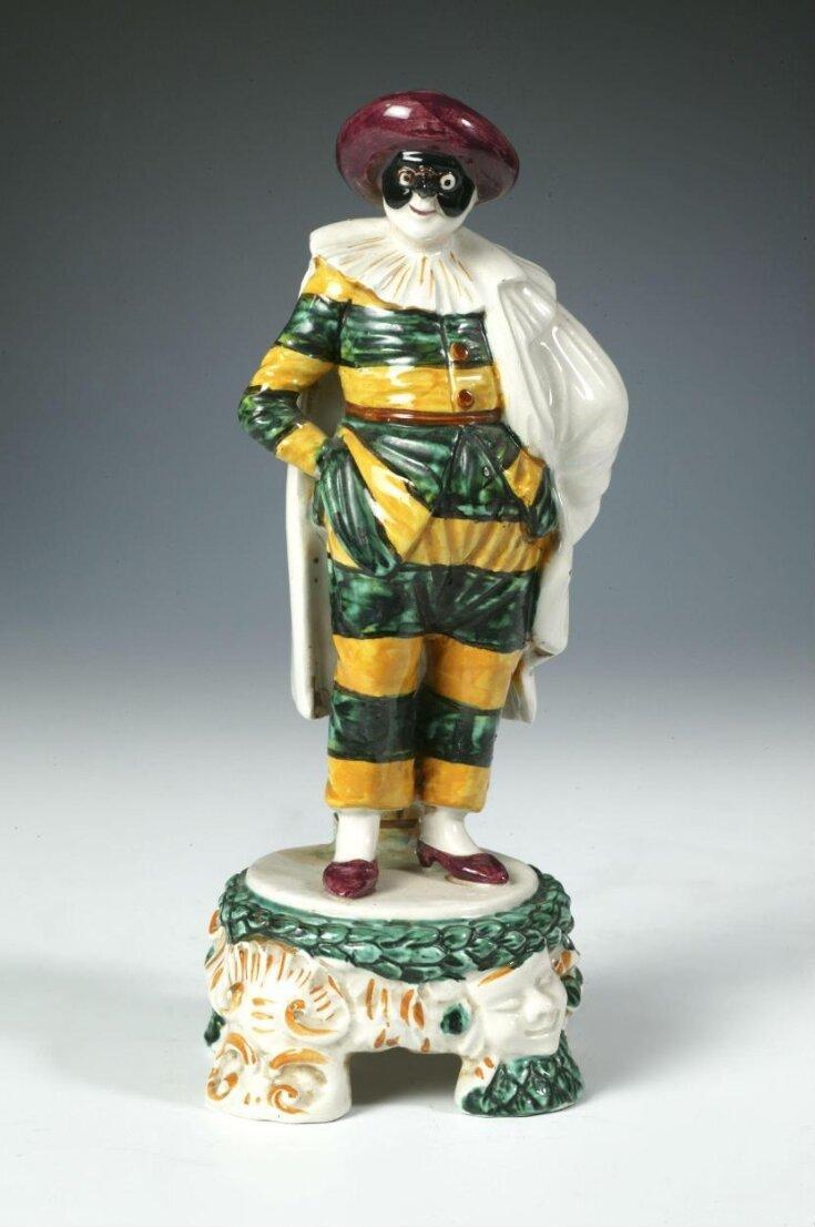Commedia dell'Arte figurine top image