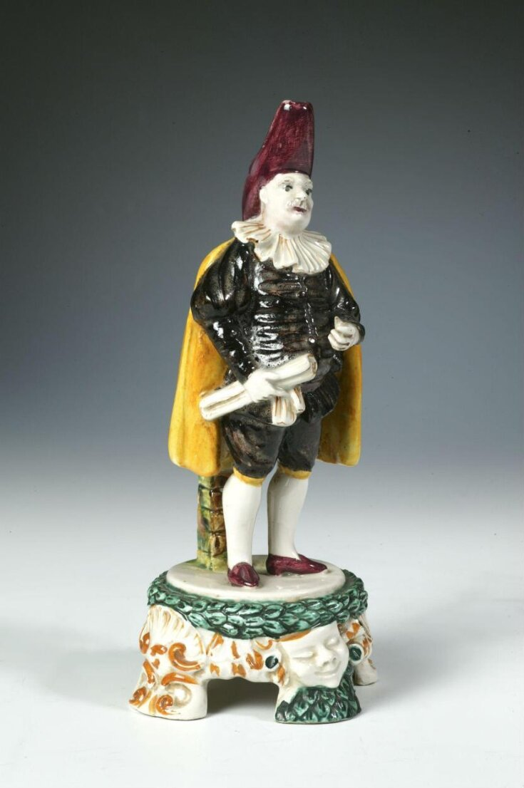 Commedia dell'Arte figurine top image