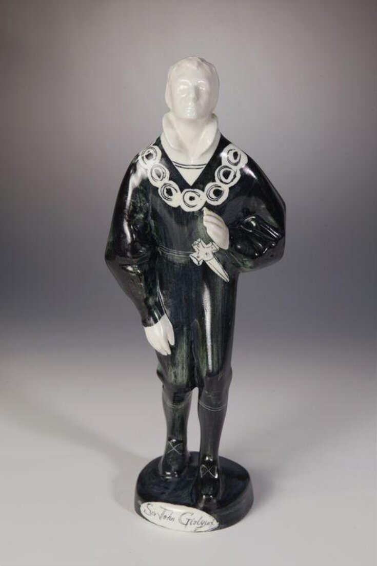 John Gielgud as Hamlet top image