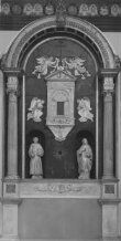 Chancel chapel from Church of Santa Chiara, Florence thumbnail 2