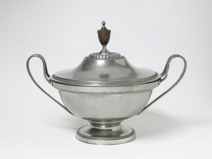 Tureen With Cover top image