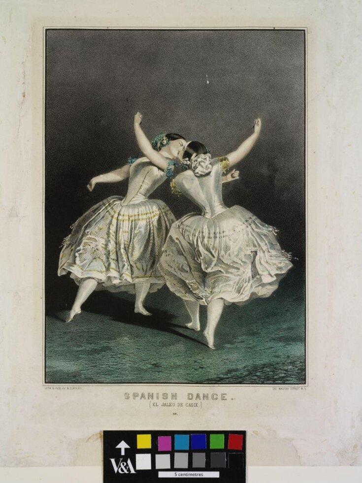 Spanish Dance. (El Jaleo de Cadix.) (sic) top image