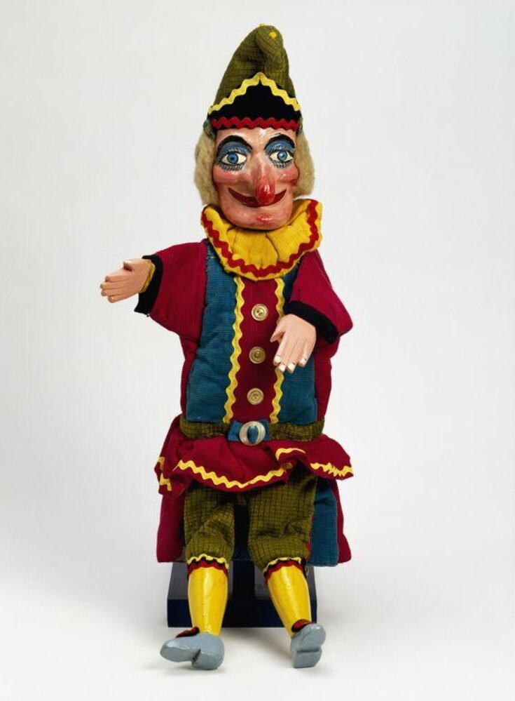 Puppet top image
