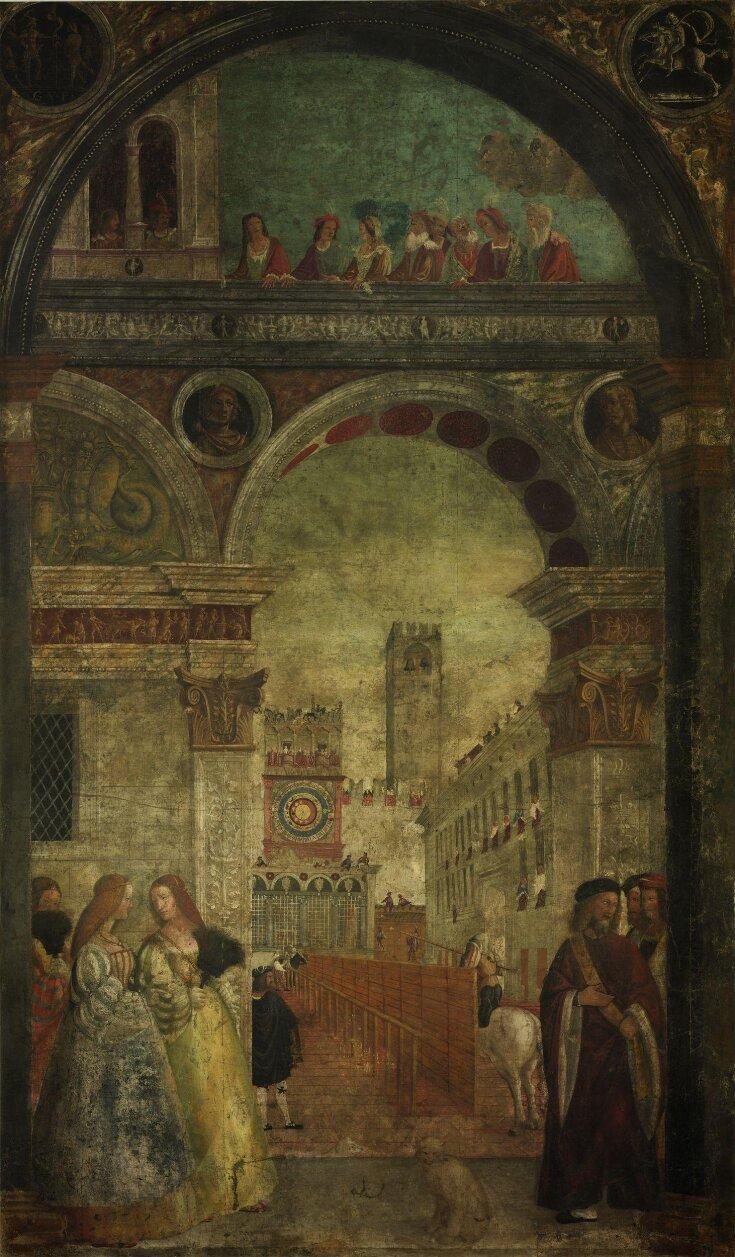 A Tournament at Brescia top image