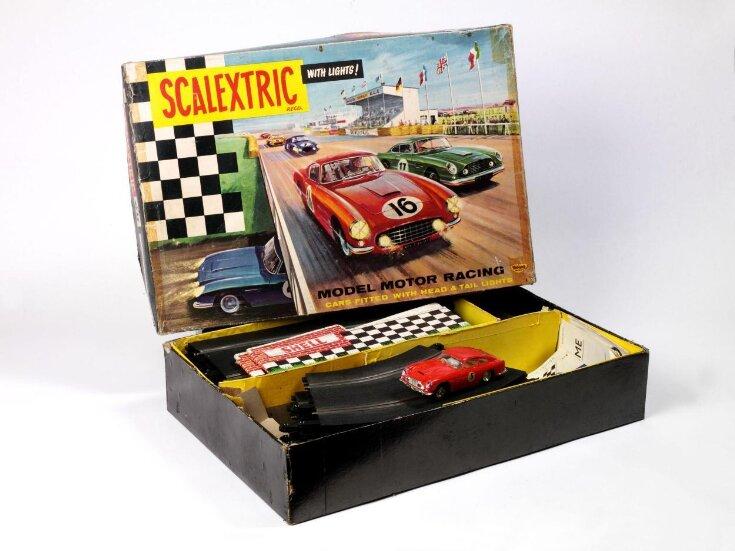 Scalextric set '60' top image
