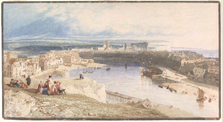Dieppe Harbour top image