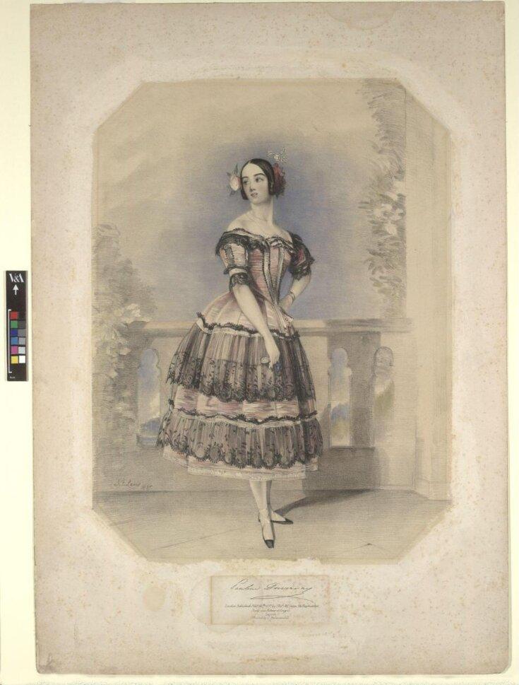 Pauline Duvernay as Florinda in Le Diable Boîteux top image