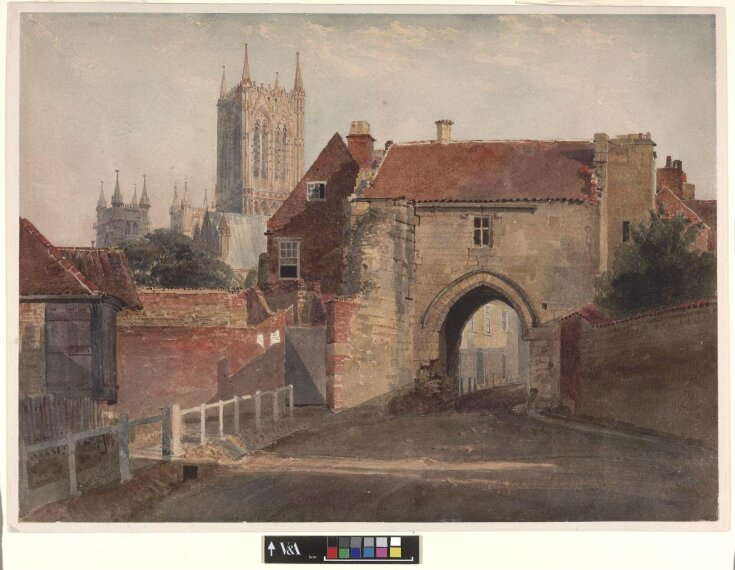 Potter Gate, Lincoln top image