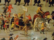 The Ommegang in Brussels on 31 May 1615: The Senior Guilds thumbnail 1