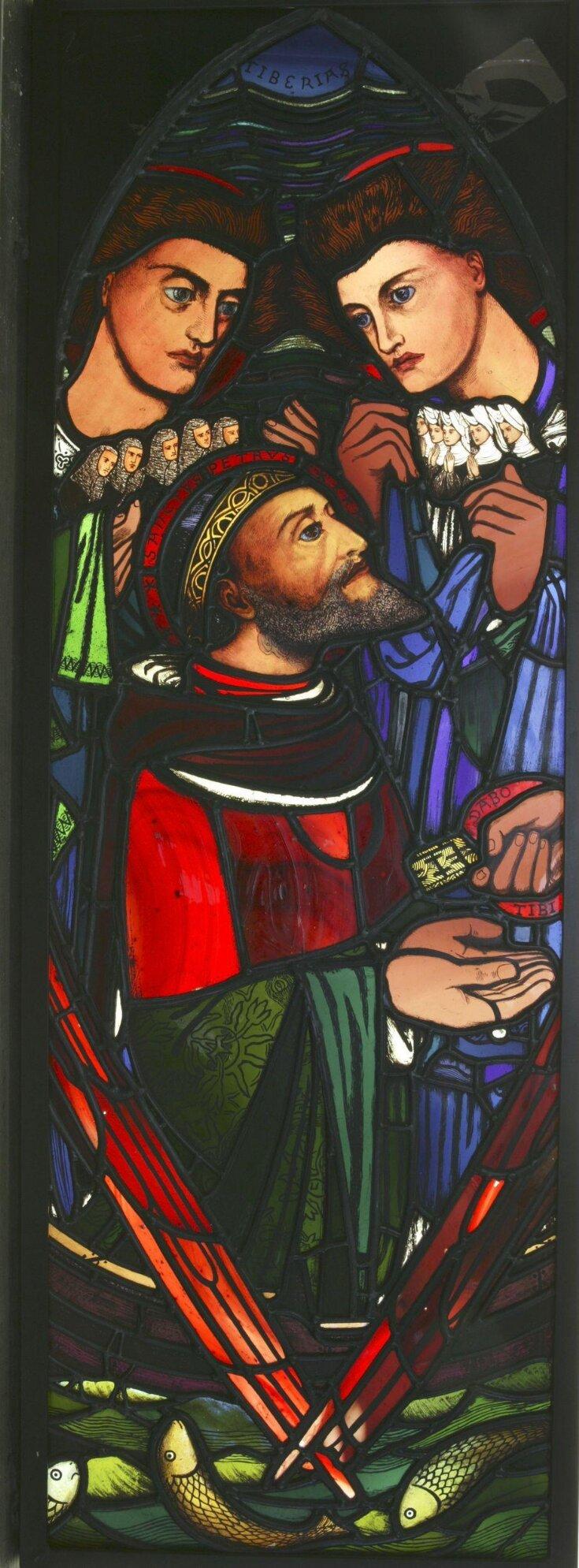 Calling of Saint Peter top image