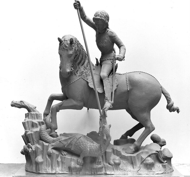 St George Slaying the Dragon top image