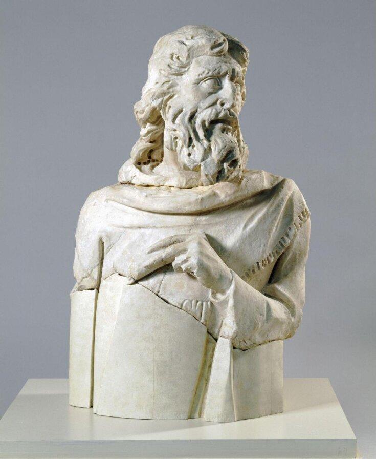 The Prophet Haggai top image