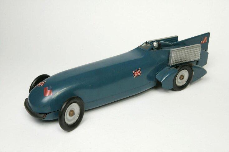 Napier-Campbell Bluebird Racer top image