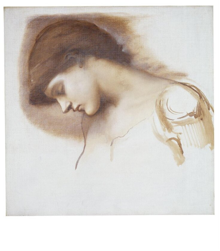 Head of Sleeping Attendant from Briar Rose top image
