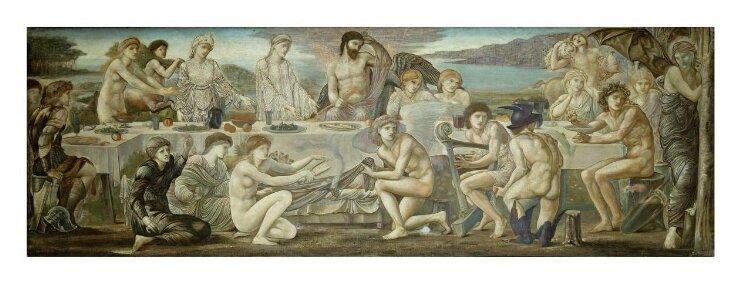 The Feast of Peleus top image