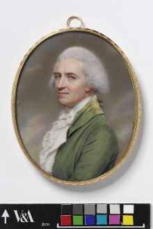 Miniature self-portrait of John Smart thumbnail 1