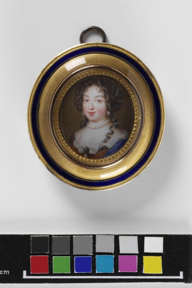 Portrait, probably of Mary-Anne-Christine of Bavaria (1660-1690), wife of Louis de France, the Dauphin top image