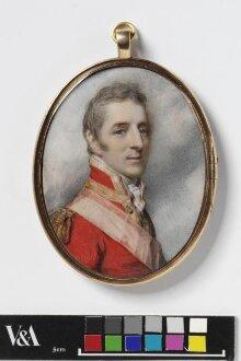 Portrait of Arthur Wellesley, later 1st Duke of Wellington thumbnail 1