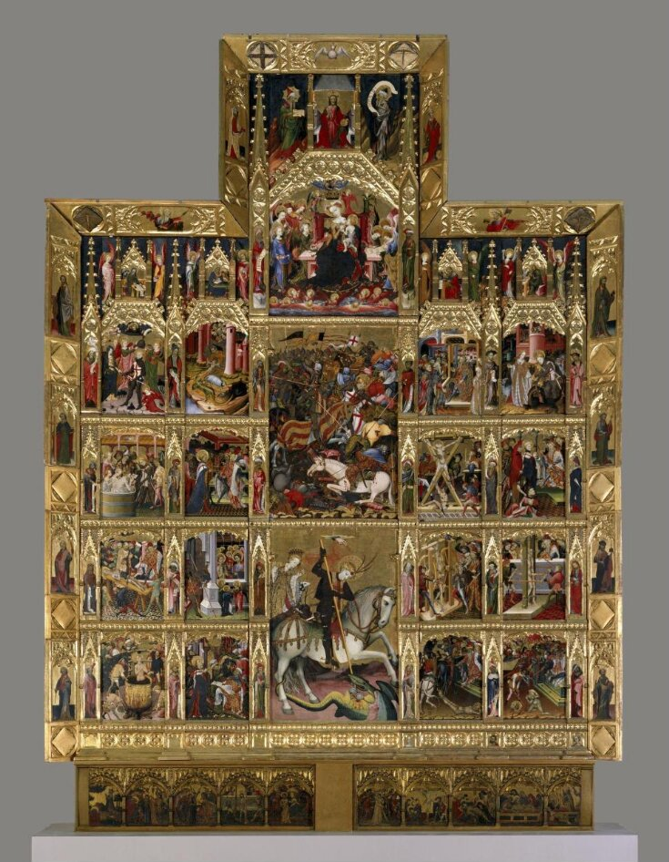 Altarpiece of St George top image