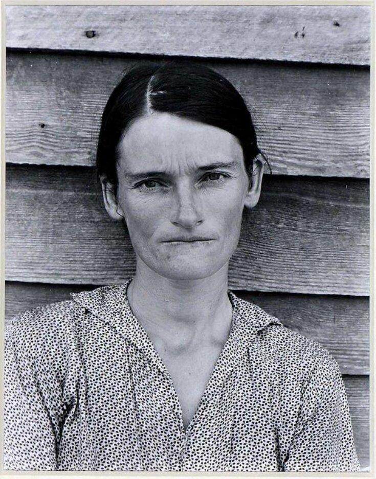 Allie Mae Burroughs, Hale County, Alabama top image
