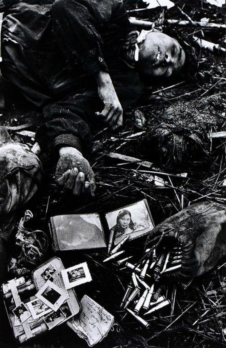 Fallen North Vietnamese Soldier top image