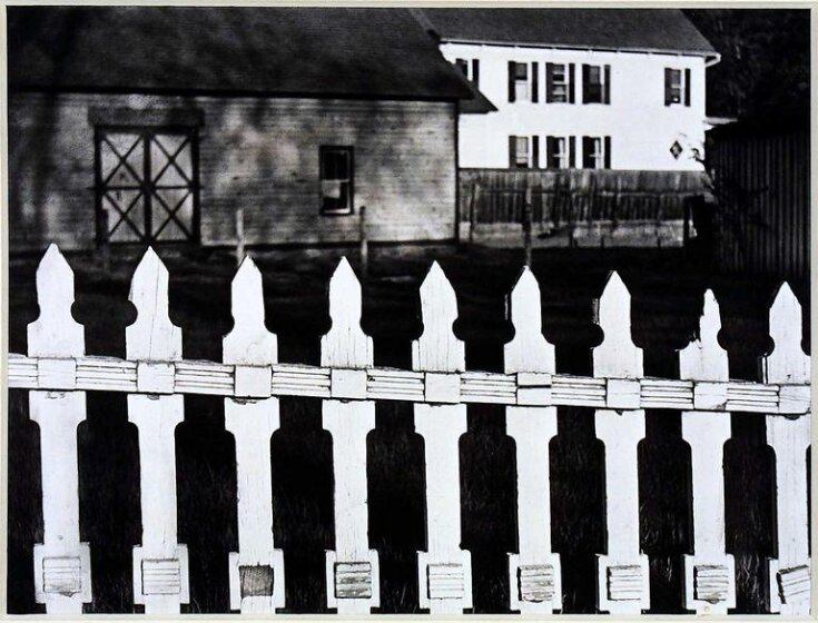 The White Fence, Port Kent, New York top image
