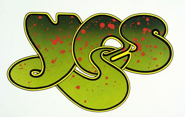 Yes Logo top image
