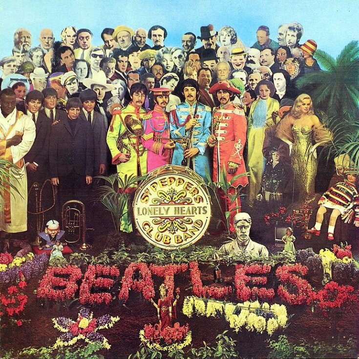 Sgt. Pepper's Lonely Hearts Club Band top image
