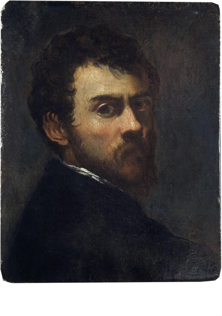 Self-Portrait as a Young Man top image
