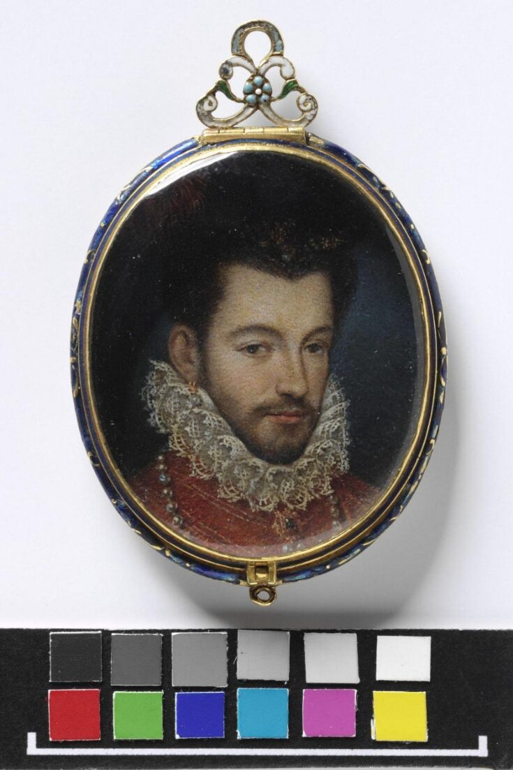 Portrait of Henry III, King of France top image
