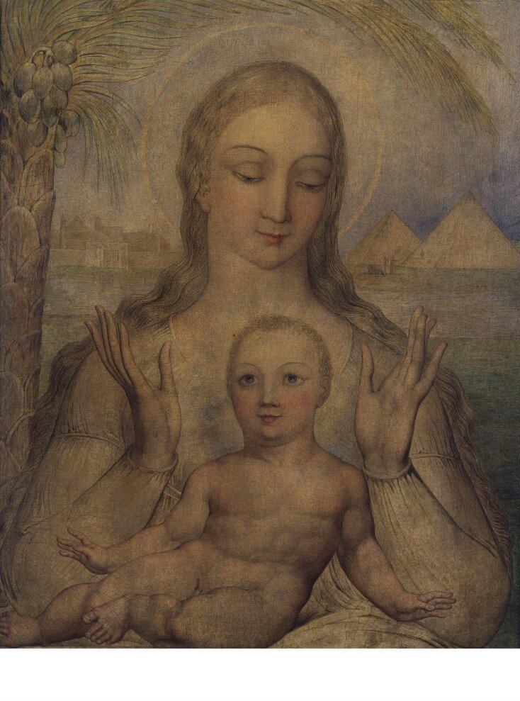 The Virgin and Child in Egypt top image