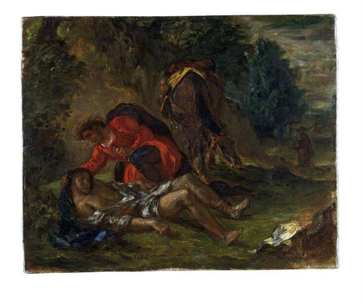 The Good Samaritan top image