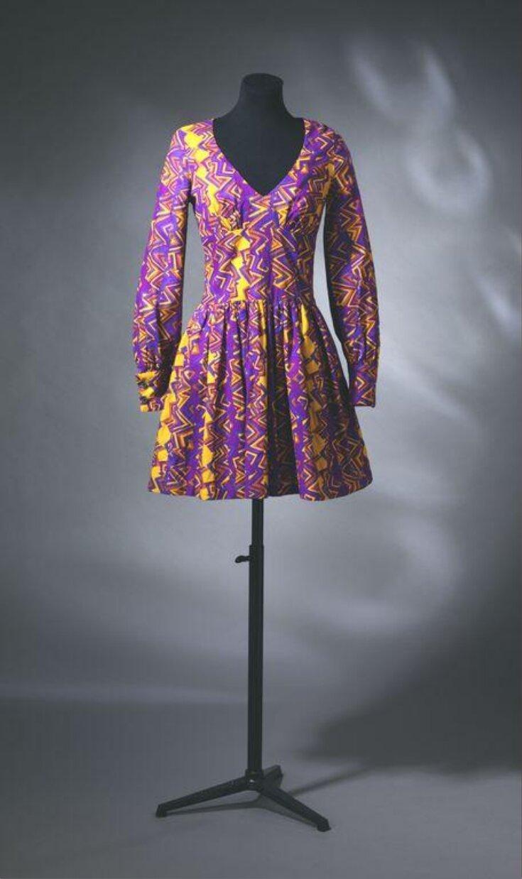 Mini-Dress top image