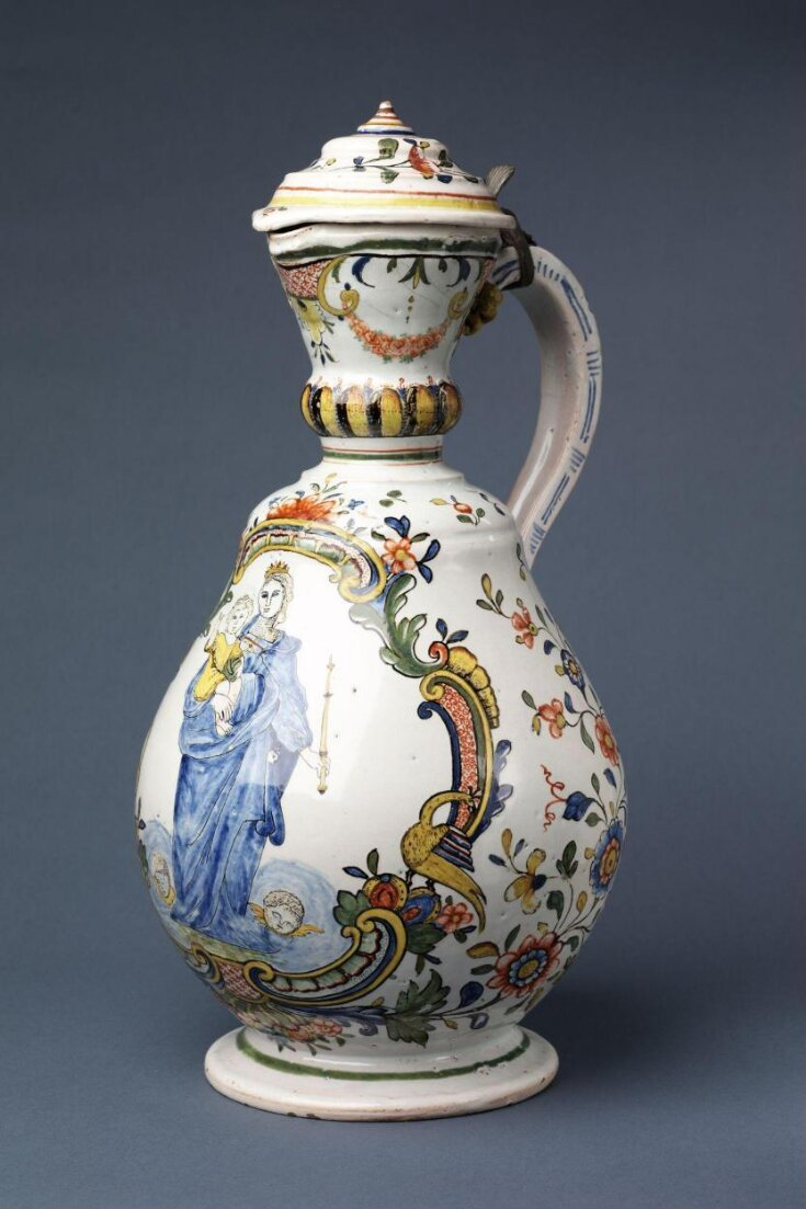 Jug With Cover top image