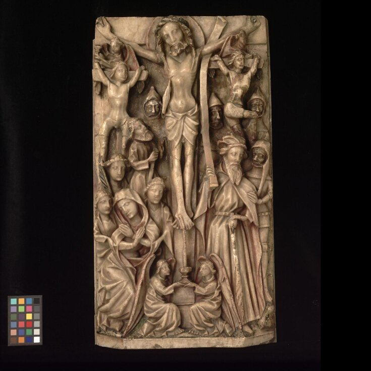 The Crucifixion top image