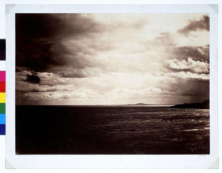 Cloudy Sky - Mediterranean Sea top image