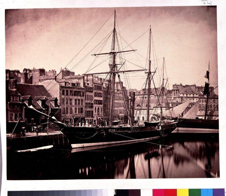 The Imperial Yacht, La Reine Hortense, Le Havre top image
