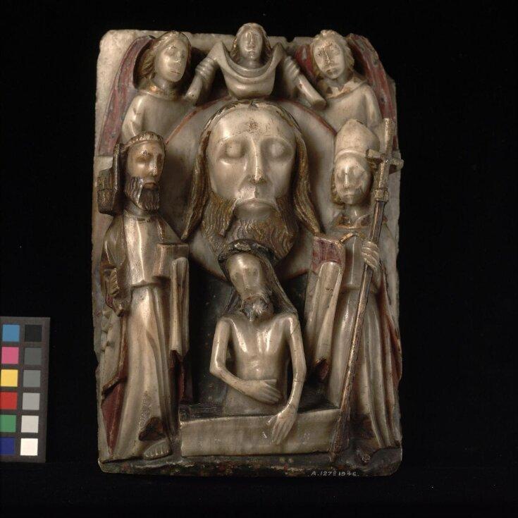 Head of St John the Baptist top image