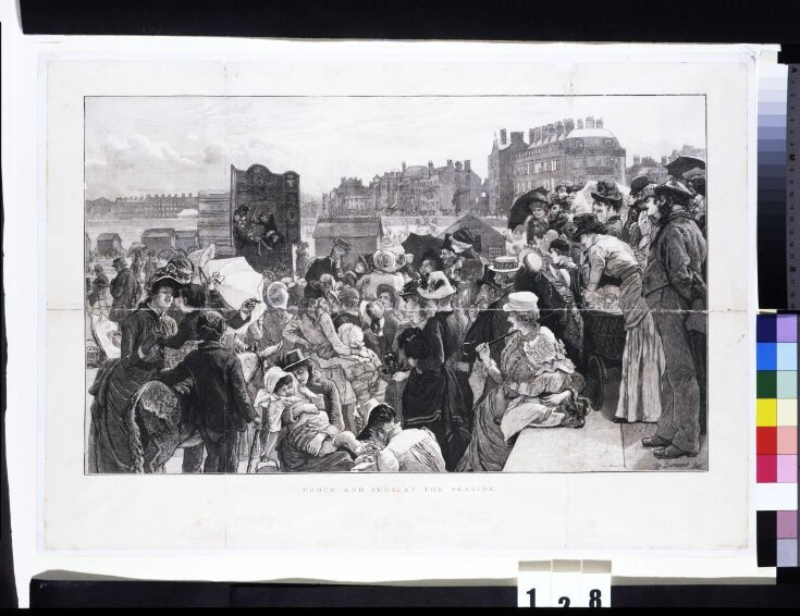 Punch and Judy at the Seaside top image