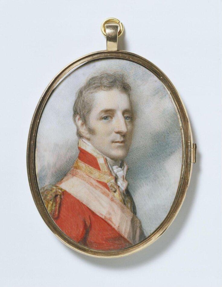 Portrait of Arthur Wellesley, later 1st Duke of Wellington top image