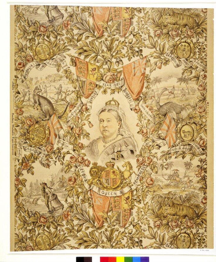 Queen Victoria's Golden Jubilee top image