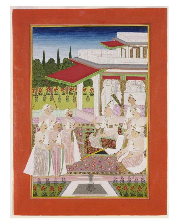 Nawab Sikander Jah top image