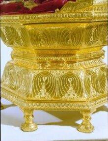 Maharaja Ranjit Singh's throne thumbnail 1