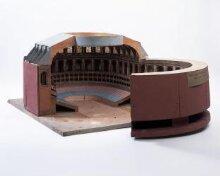 Model of the Albert Hall thumbnail 1