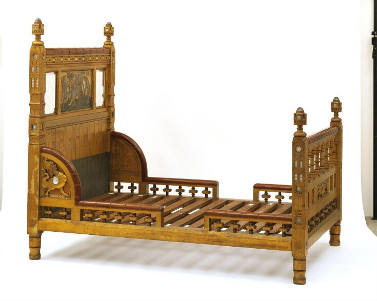 The Golden Bed top image
